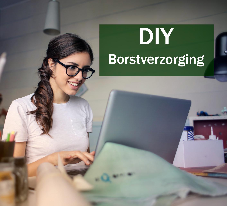 DIY Borstverzorging