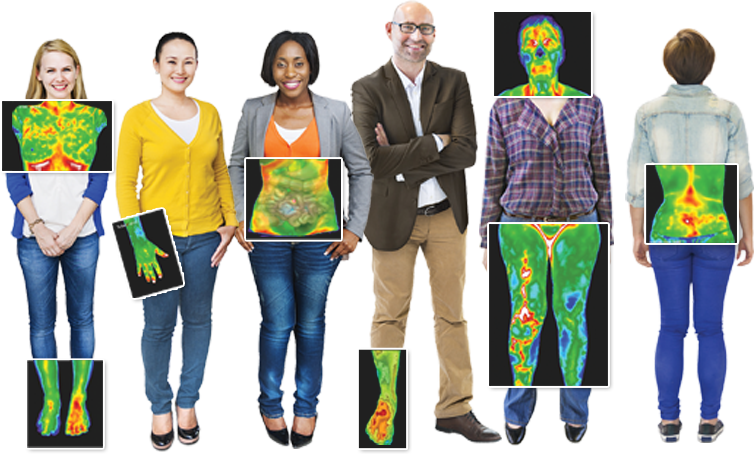 Thermography: Prioritizes Areas of Concern